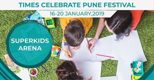 Times Celebrate Pune - SuperKids Arena