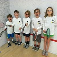 Junior Squash OPEN DAY