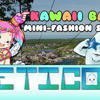 Kawaii Bass Mini-Fashion Show at Yeticon
