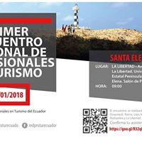 1er Encuentro Nacional de Profesionales en Turismo - La Libertad