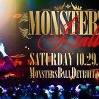 Monsters Ball Detroit 2016