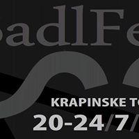 Koncert La Gef na BadlFestu