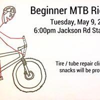 Beginner MTB Ride