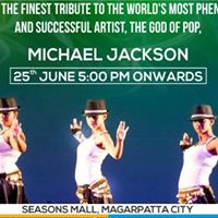 A Tribute to Michael Jackson by Stepz Studio