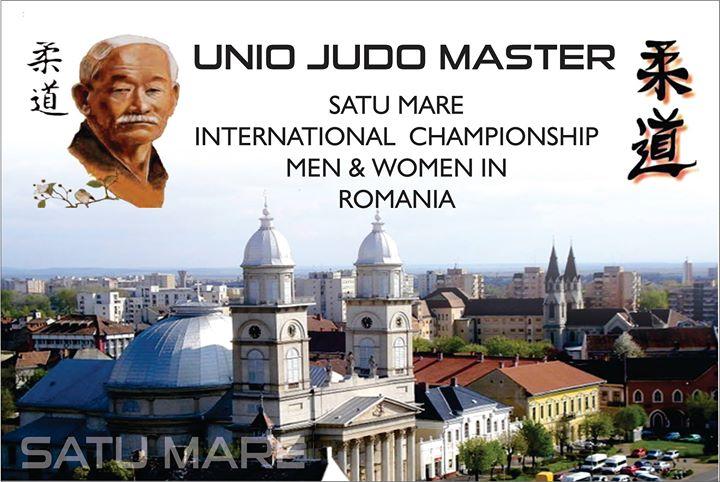 International Judo Championship 2017 Judo Master Romania