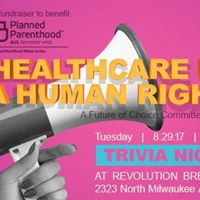 Healthcare is a Human Right Trivia Night