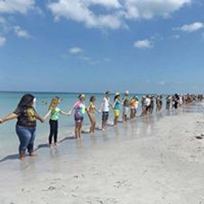 Hands Across the Sand Clearwater Beach