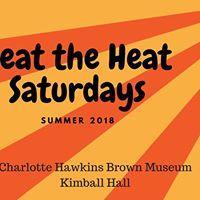 Beat the Heat Saturdays