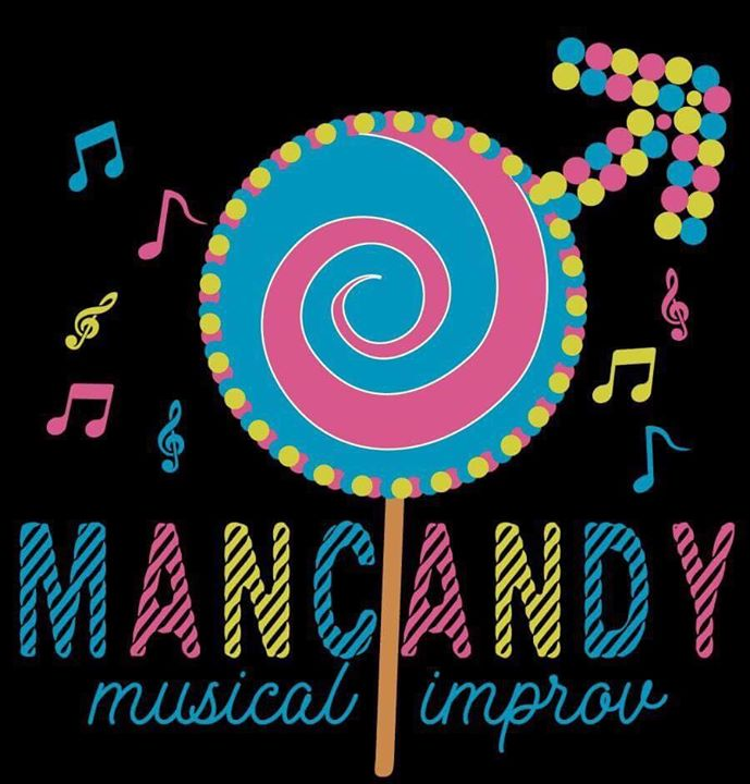 ManCandy Musical Improv Live at Millennium Fandom Bar