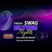 Bollywood Night with DJ Akshit