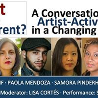 What Will Be Different for ArtistActivists in a Changing America