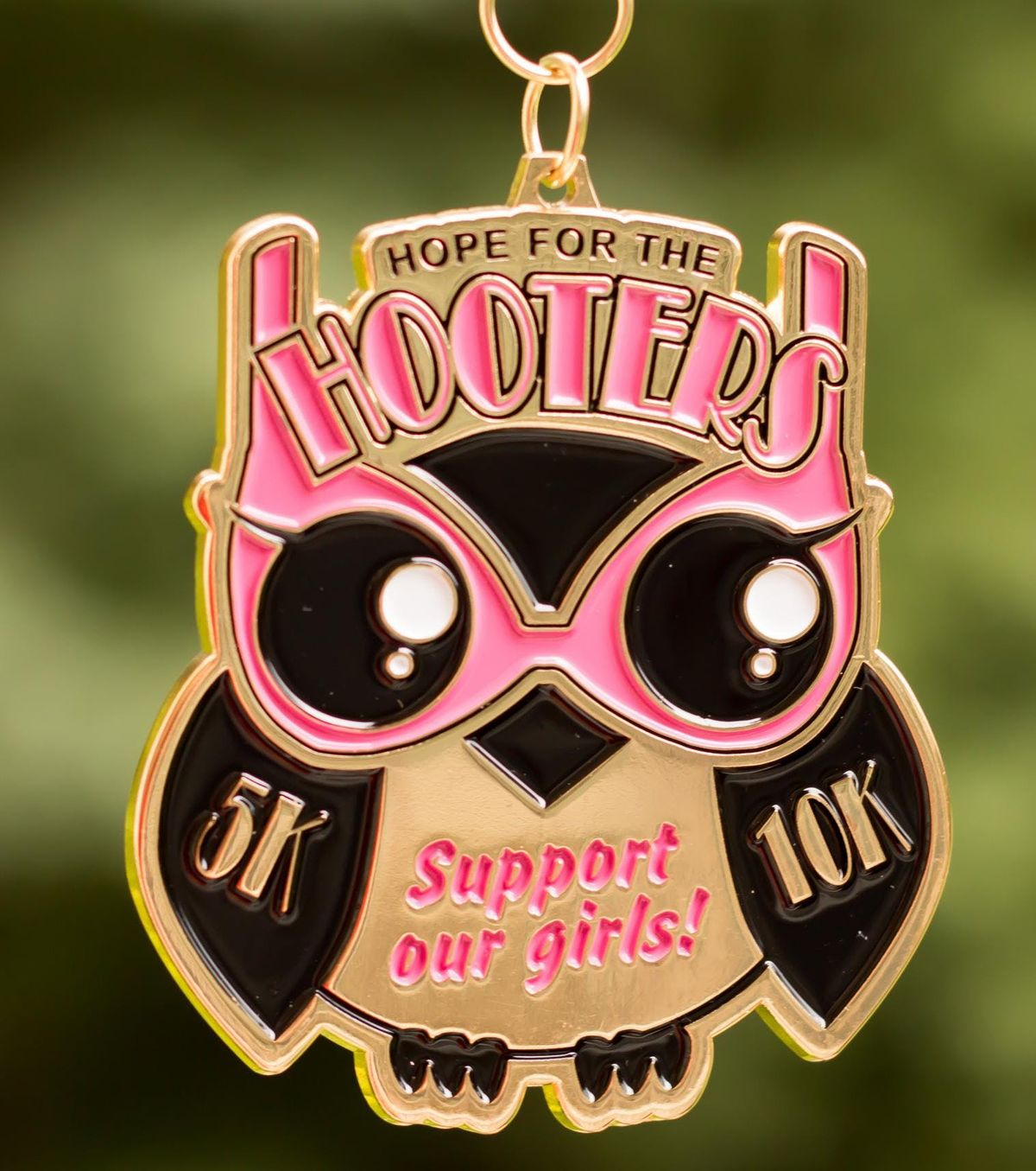 Now Only 10 Support Our Girls Hope for the Hooters 5K & 10K- Pittsburgh