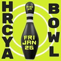 HRCYA Bowling Night