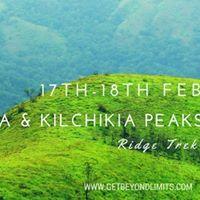 Bavikonda &amp Kilchikia Peaks Ridge Trek
