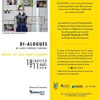 Di-alogues - Vernissage 18 janvier