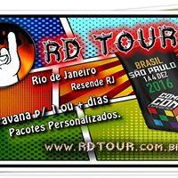CCXP Excurso Oficial RD TOUR RJ (caravana Rio) 2016