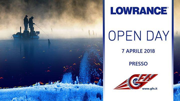Lowrance Open Day Gibellato Forniture Nautiche Campodarsego