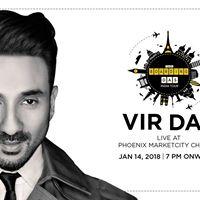 The Boarding Das Tour by Vir Das