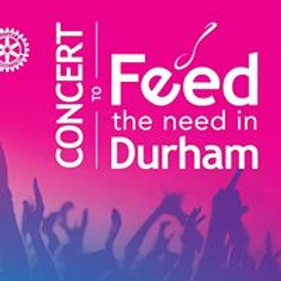 Concert to Feed the Need in Durham