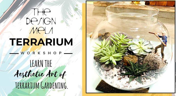 Terrarium - table gardening