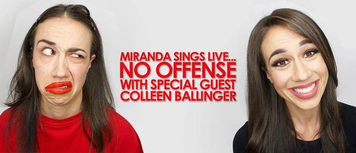 Miranda Sings Live
