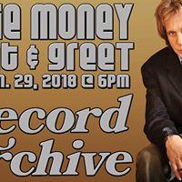 Eddie Money Meet and Greet