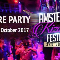 PreParty - Amsterdam Kizomba Festival - 3rd Edition