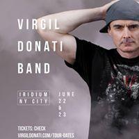 Virgil Donati Band