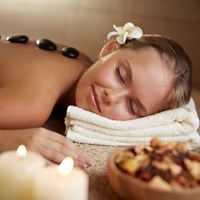 Inuitive Hot stone massage certified course