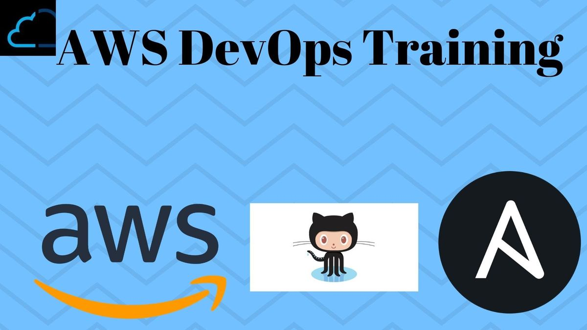 AWS DevOps training  Hands on Ansible Github Jenkins Terraform(Weekends)-Charlotte