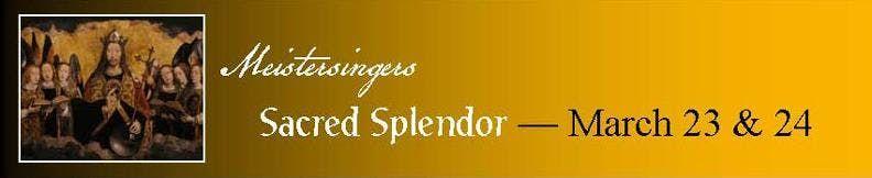 Sacred Splendor