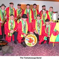 Tomato Soup Band Performance