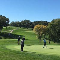 Cross Country Golf