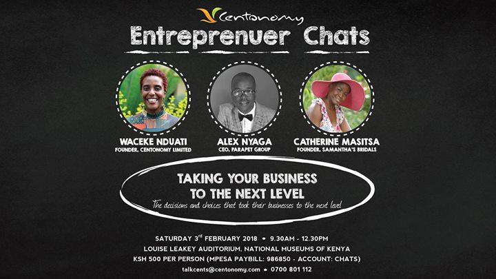 The Centonomy Entrepreneur Chats