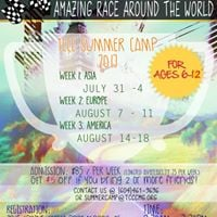 Amazing Race Around the World