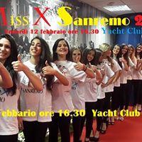 Una Miss X Sanremo 2016