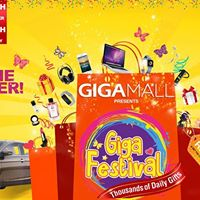 GIGA MALL - Giga Festival Presents Giga Champs 2 (Free Entry)