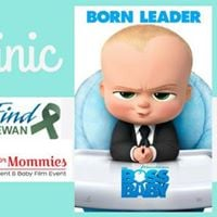 Child Find ID Clinic and The Boss Baby - Movies for Mommies
