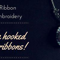 Ribbon Embroidery- Jewellery Edition