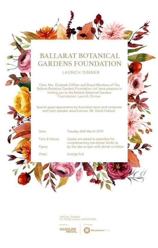 Ballarat Botanical Gardens Foundation