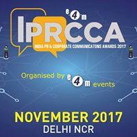 India PR &amp Corporate Communications Award