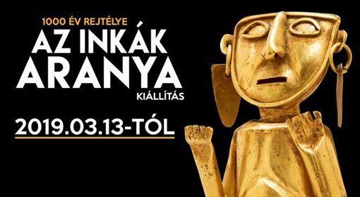 Az Inkk Aranya killts - Budapest - Jegyek
