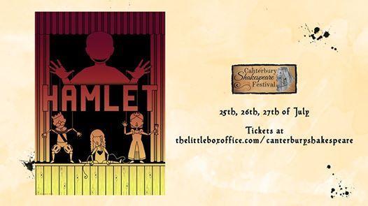 Hamlet - Canterbury Shakespeare Festival