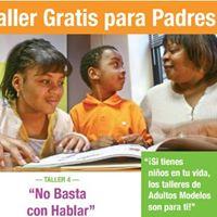 Taller 4 Gratis para Padres