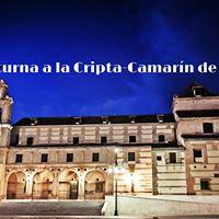 Visita nocturna a la Cripta-Camarn de la Victoria