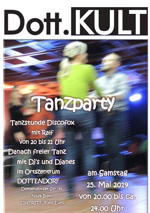 Tanz in Ortszentrum Dottendorf 25.05.2019