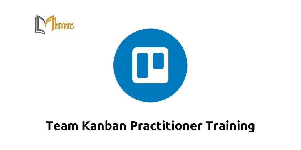 Team Kanban Practitioner Training in Houston TX  on Apr 16th 2019