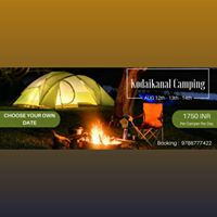 Kodaikanal Camping - Independence Day