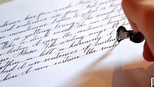 Weekday Course - Beginners Modern Calligraphy with artsynibs