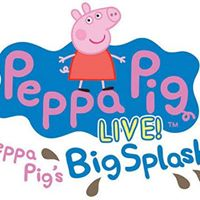 Peppa Pig Live Peppa Pigs Big Splash